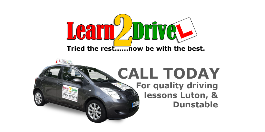 Driving lessons with Learn 2 Drive